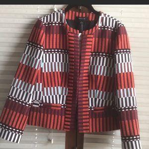 Ann Taylor size 2 blazer jacket